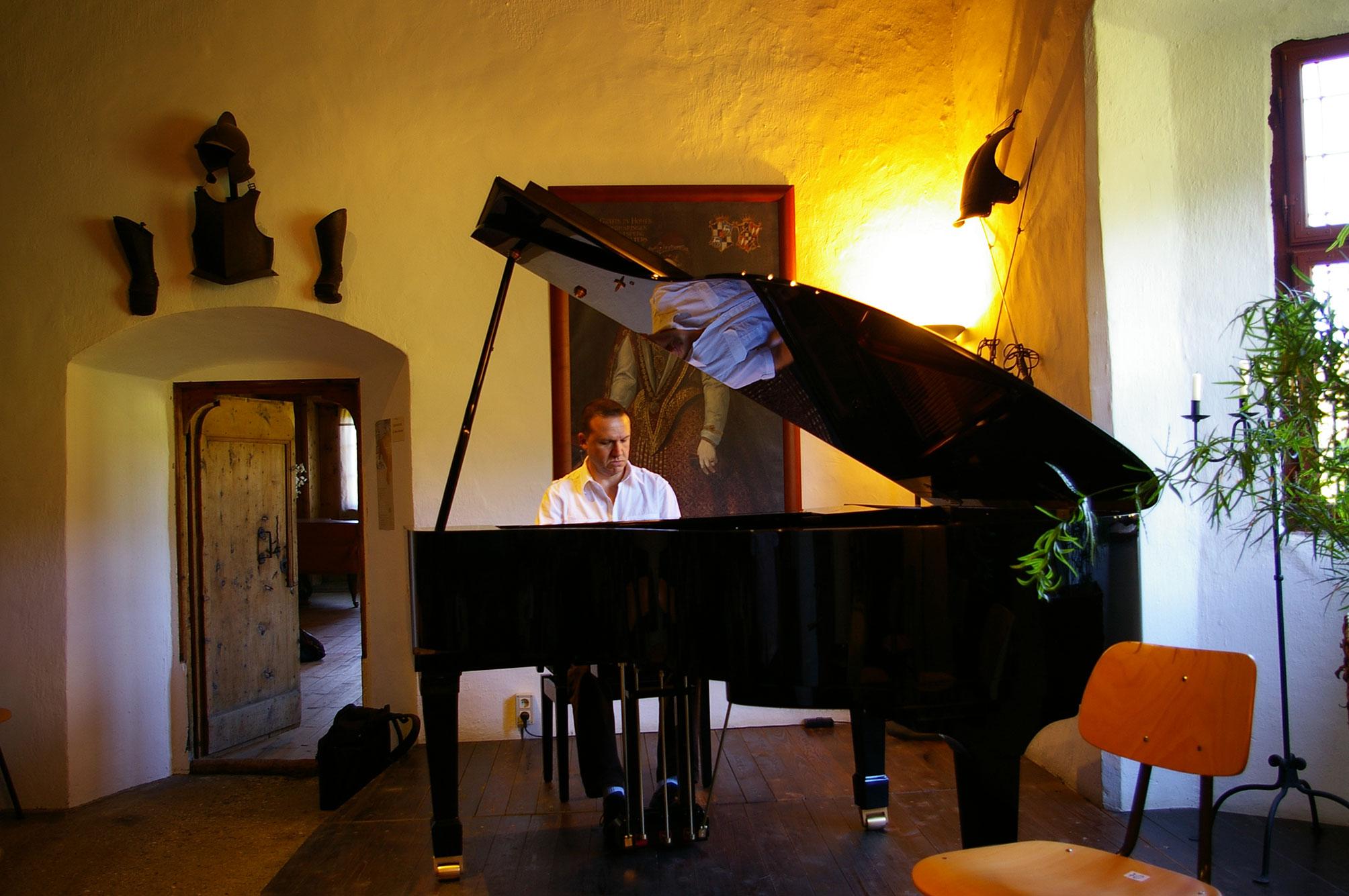 Danilo Manto - Masterclass Monguelfo dal 2005 al 2011