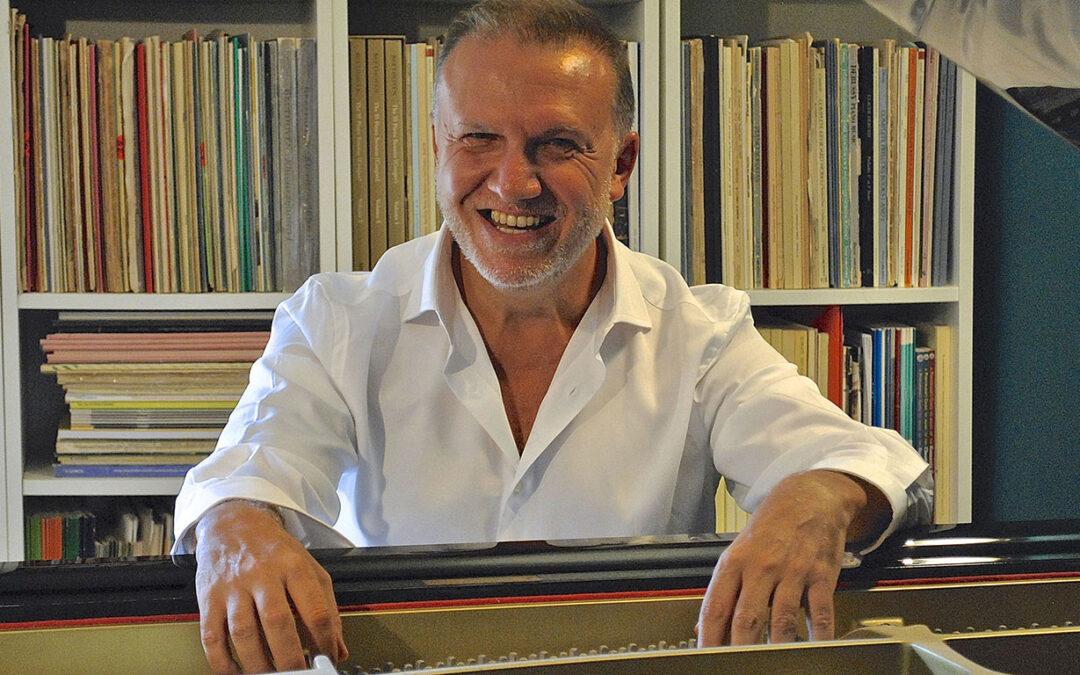 Danilo Manto al piano