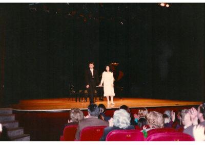 Danilo Manto in concerto con Liz
