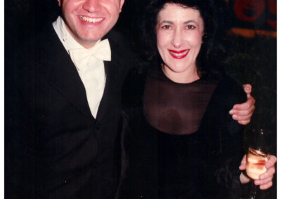 Danilo Manto con Sadun